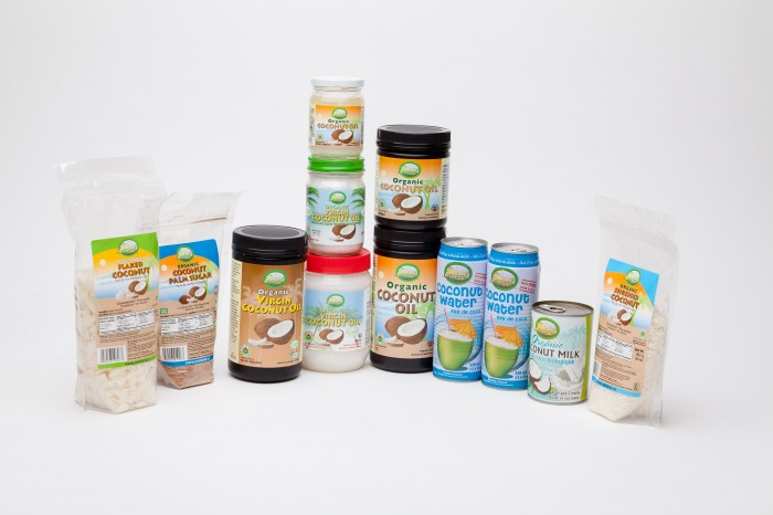 Everland and New World Natural Foods.