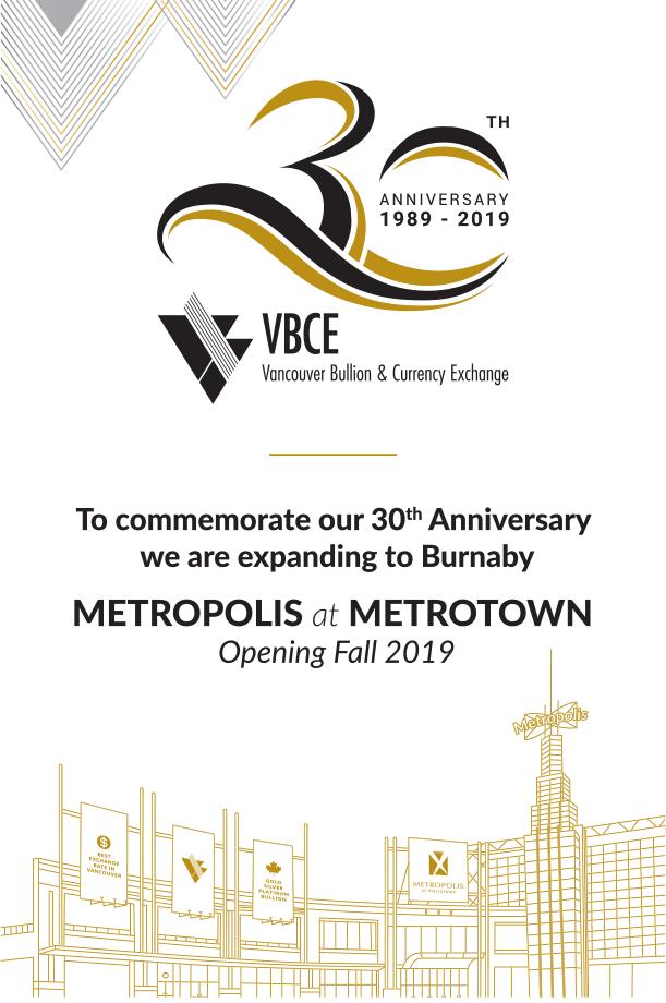 VBCB 30th Anniversary