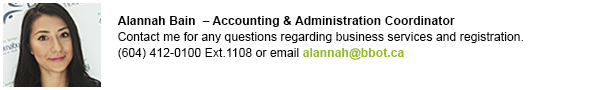 Alannah contact