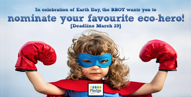 Nominate your Eco-Hero
