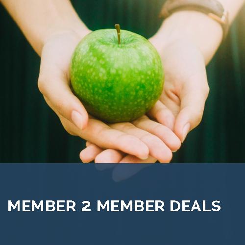 Member 2 Member Deals