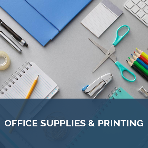 Office Supplies & Printing