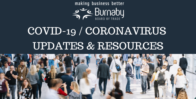 COVID-19 Updates & Resources