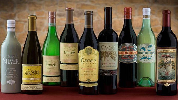 Semiahmoo Special Events Vintner Dinner Featuring Wagner