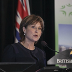 Christy Clark Luncheon 2013