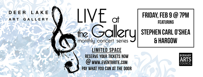 BAC Live at the Gallery