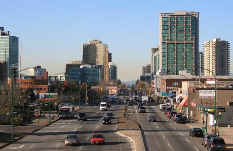 Metrotown Kingsway