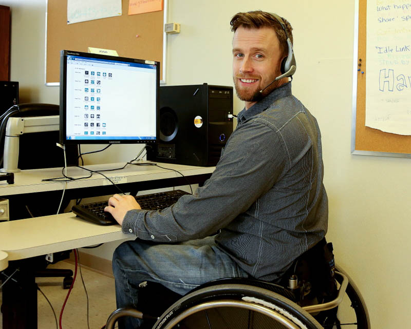 from Ivan disability and adult programs