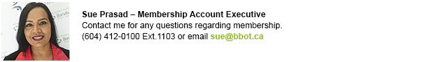 Sue contact