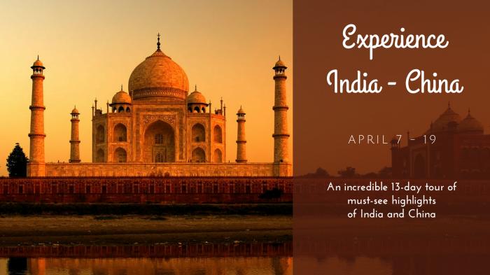 indiachina trip